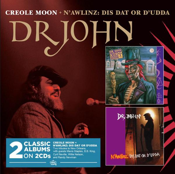 Creole Moon & N'awlinz: Dis Dat Or D'udda (2-CD)