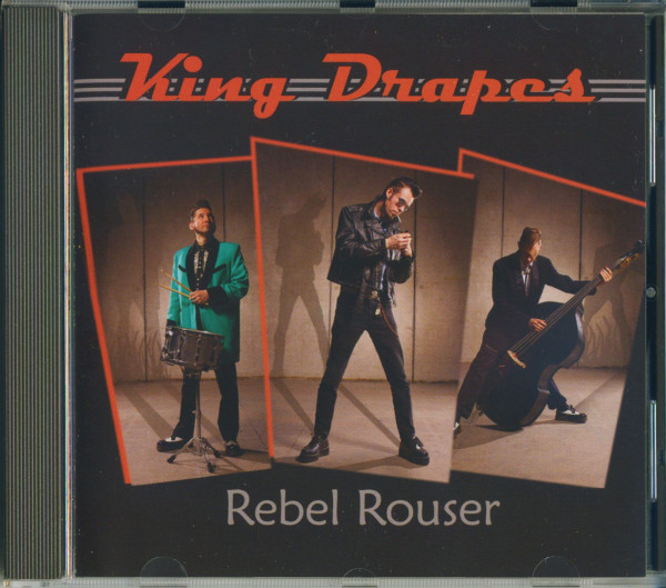 Rebel Rouser (CD Album)