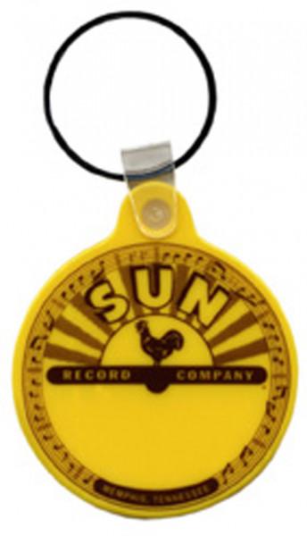 Key Ring - Schlüsselanhänger - Sun Logo