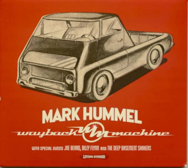 Wayback Machine (CD)