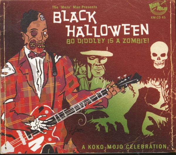 Black Halloween (CD)
