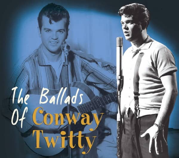 The Ballads of Conway Twitty (CD)