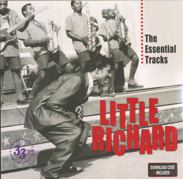 The Essential Tracks (2-LP, 180g Vinyl, Download Code)
