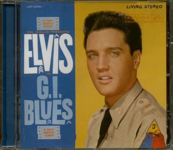 G.I. Blues (CD)