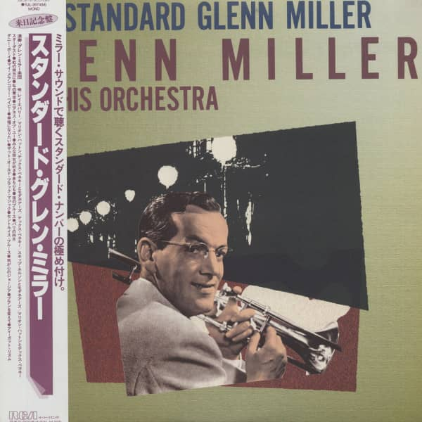 And His Orchestra - The Standard Glenn Miller (Japan Vinyl-LP)
