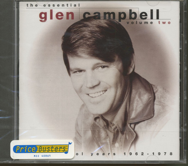 The Essential Glen Campbell, Vol. 2 (CD)