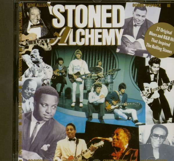 Stoned Alchemy - 27 Original Blues And R&B Hits (CD)