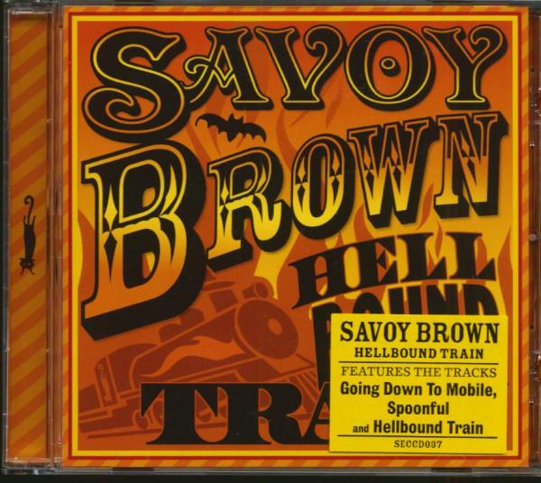 Hellbound Train (CD)