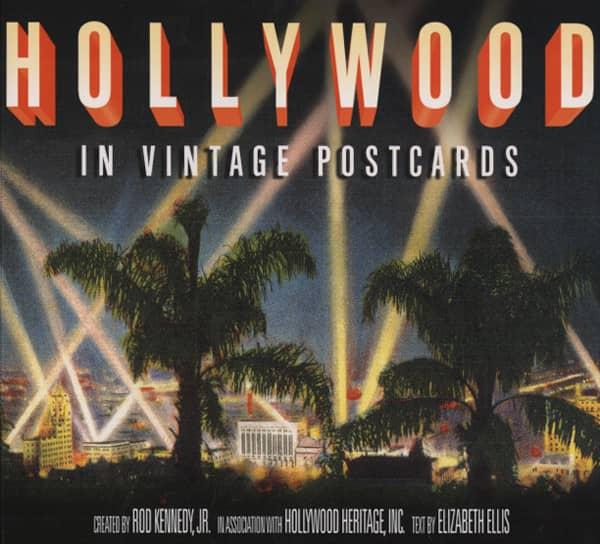 Hollywood In Vintage Postcards - Hollywood Heritage,INC.
