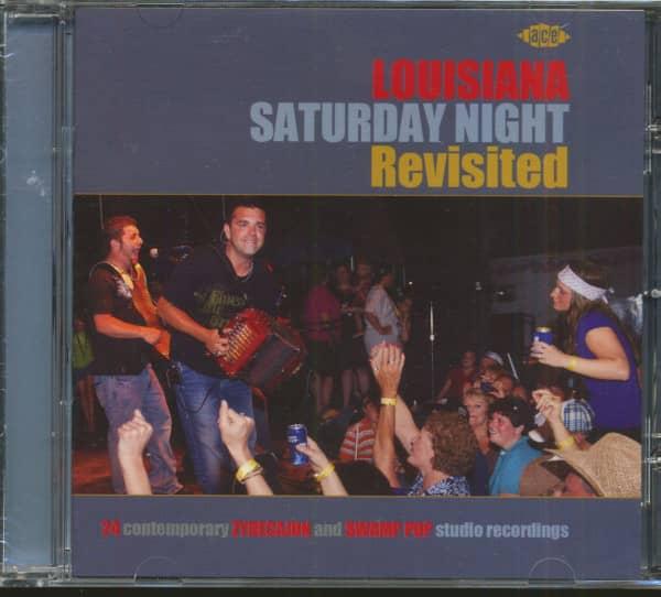 Louisiana Saturday Night Revisited (CD)