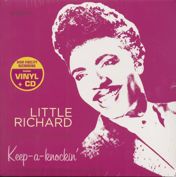 Keep-A-Knockin' (LP with CD, 180g Vinyl, Ltd.)