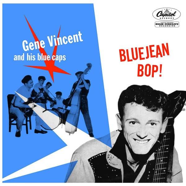 Bluejean Bop! (LP)