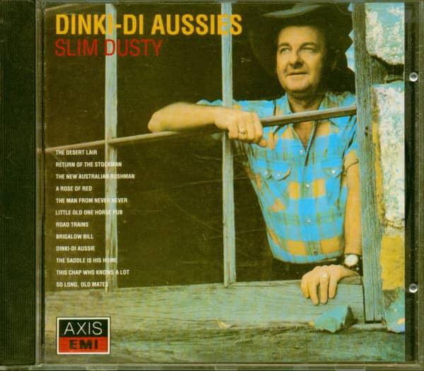 Dinki-Di Aussies (CD)