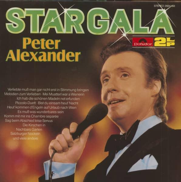 Stargala - Peter Alexander (2-LP)