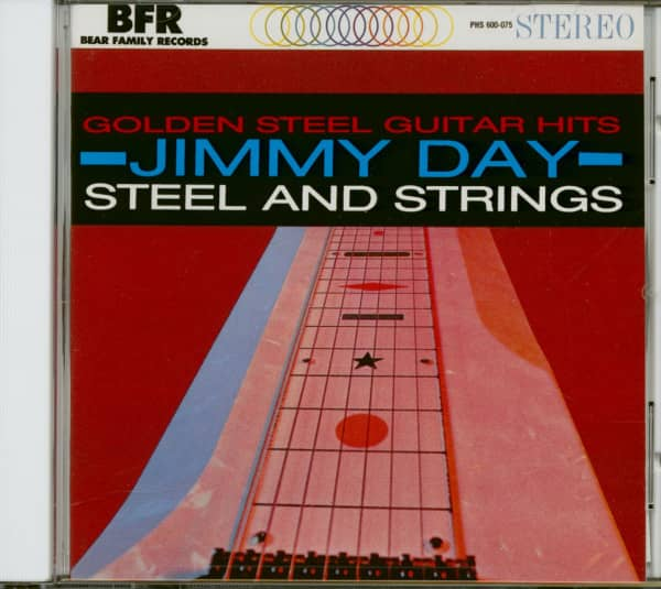 Golden Steel Guitar Hits - Steel And Strings (CD)
