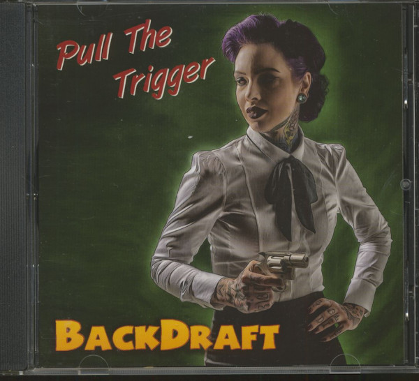 Pull The Trigger (CD)