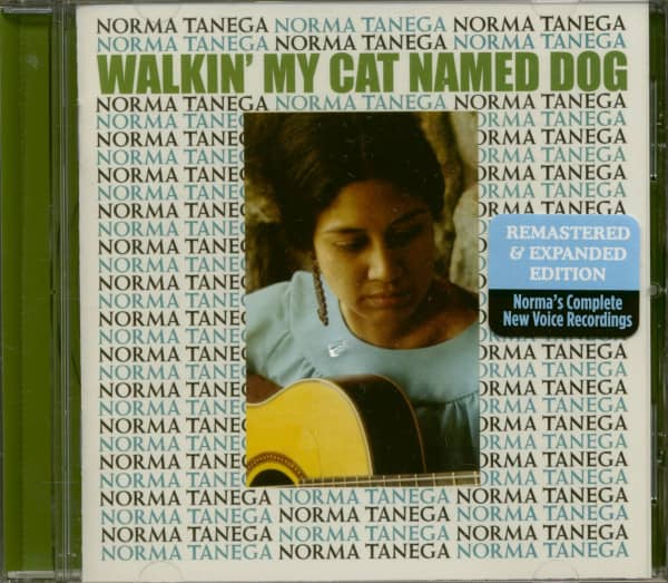 Walkin' My Cat Named Dog (CD, Expanded)