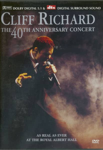 The 40th Anniversary Concert (DVD)