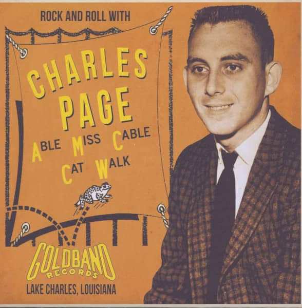 Rock And Roll With Charles Page (7inch, 45rpm, PS)