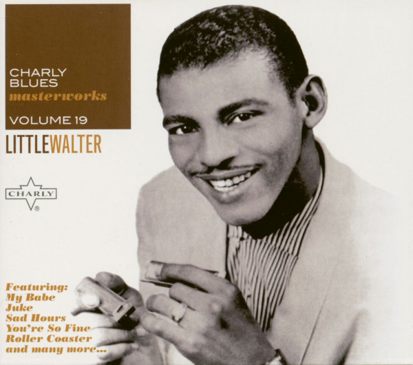 Charly Blues Masterworks Vol.19 - Little Walter (CD)