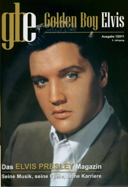 Golden Boy Elvis - Fachmagazin 1-2011