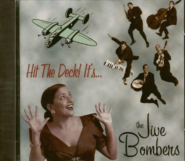 Hit The Deck It's... (CD)