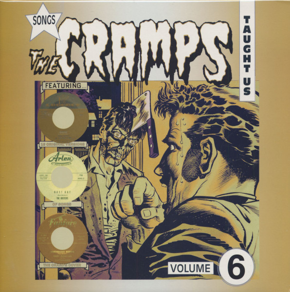 Songs The Cramps Taught Us Vol.6 (LP)