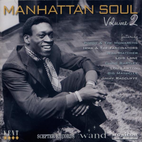 Vol.2, Manhatten Soul