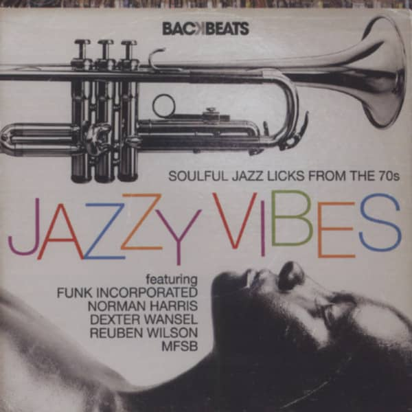 Jazzy Vibes - Soulful Jazz Licks 1970s