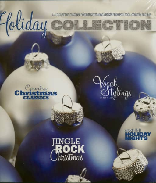 Holiday Collection (4-CD)
