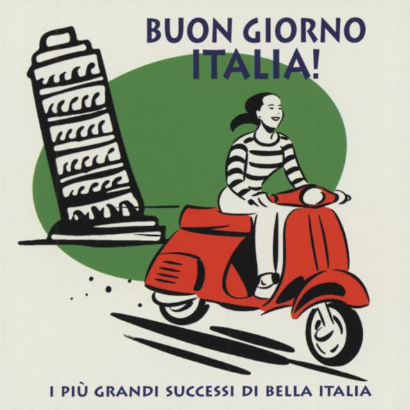 Buon Giorno Italia ! (2-CD)