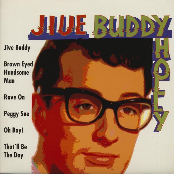 Jive Buddy Holly - Maxi Single