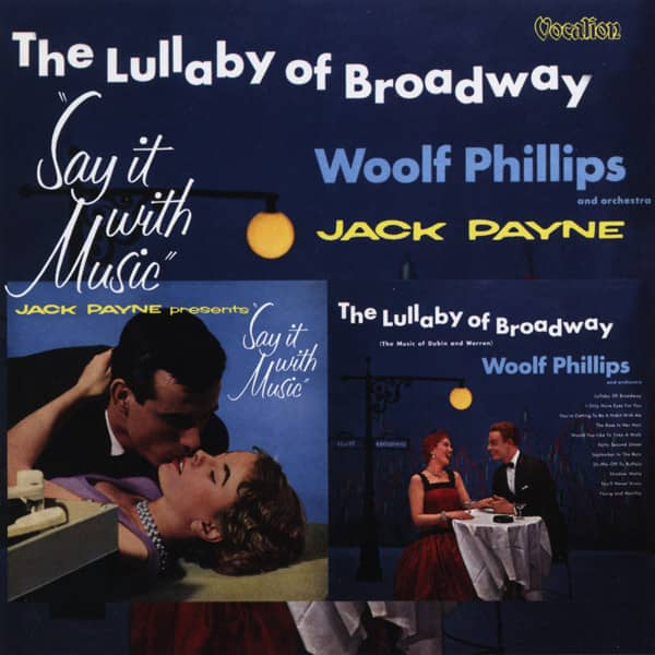Say It With Music (1958) - Lullaby Of Broadway