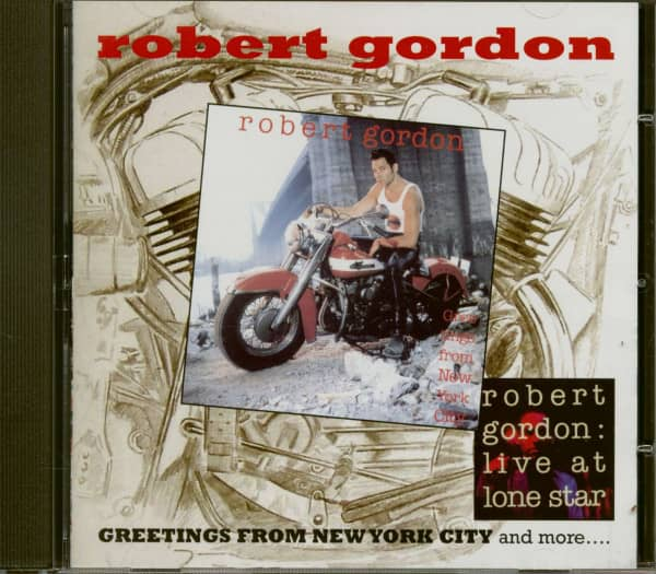 Greetings From New York City and more...(CD)
