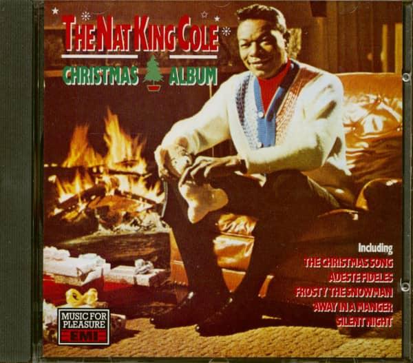 The Nat King Cole Christmas Album (CD)