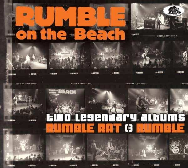Two Legendary Albums - Rumble Rat & Rumble