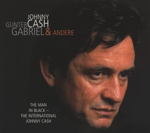 The Man In Black - The International Johnny Cash (CD)
