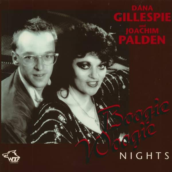 Boogie Woogie Nights (LP)