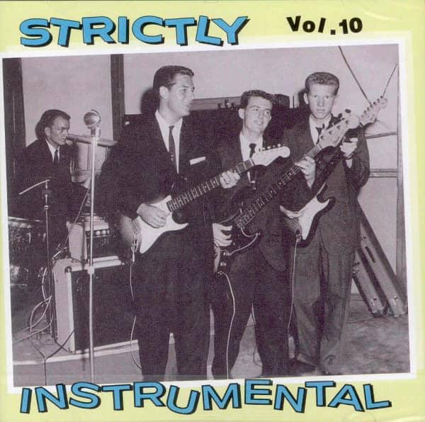 Vol.10, Strictly Instrumental