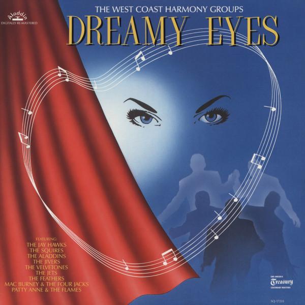 Dreamy Eyes - West Coast Harmony Groups