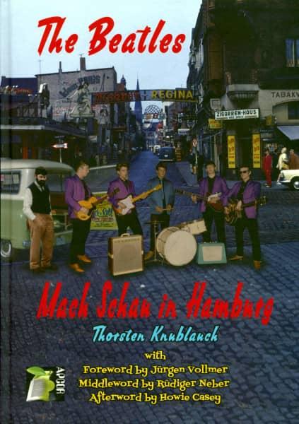 The Beatles Mach Schau in Hamburg