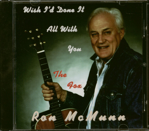 Wish I´d Done It All With You (CD)