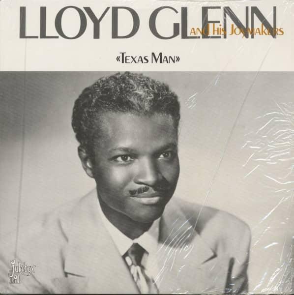 Texas Man (LP)