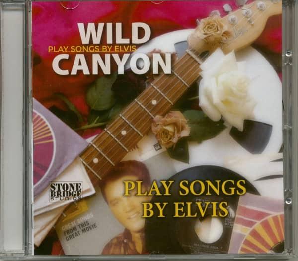 Play Songs By Elvis (CD)