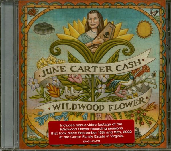 Wildwood Flower US (CD)