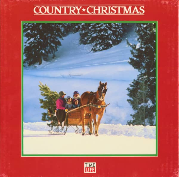 Country Christmas (3-LP Box)