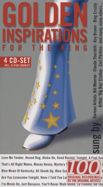 Golden Inspirations For The King (4-CD)