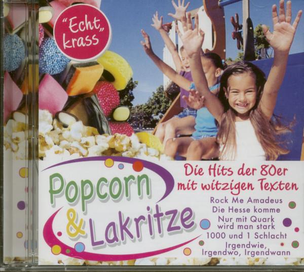 Popcorn & Lakritze (CD)