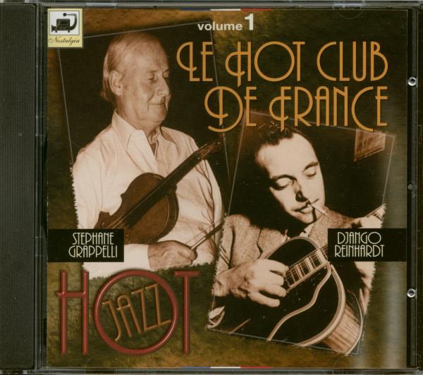 Le Hot Club De France - Volume 1 (CD)