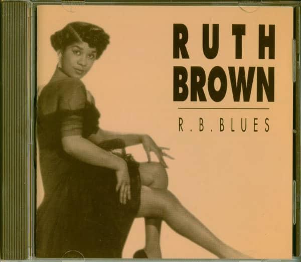 R.B. Blues (CD)